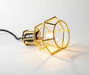 Work lamp gold by Design House Stockholm