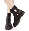 Dr Martens KATRINA CUT OUT 8 EYE BOOT
