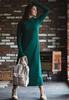 Изумрудное платье PHOENIX XL на 170 рост
