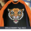Official MANDY Tiger Shirt