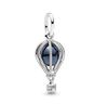 PANDORA Blue Hot Air Balloon Pendant Charm  #798064NMB