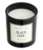 H&M Black Oak Candle