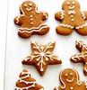 Christmas Gingermen Cookies