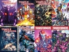 Transformers More Than Meets The Eye  Volume 2-9 (issues #3-49)
