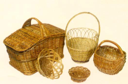 Плетеные изделия виды плетеных изделий 195