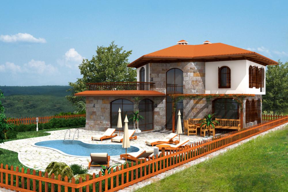 Где купить дом в греции на берегу моря