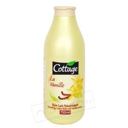 Купить пена для ванны ваниль 750мл (cgen_1638) за 6.28 usd от cottage (cottage): косметика pani walewska, alla pugachova parfums.