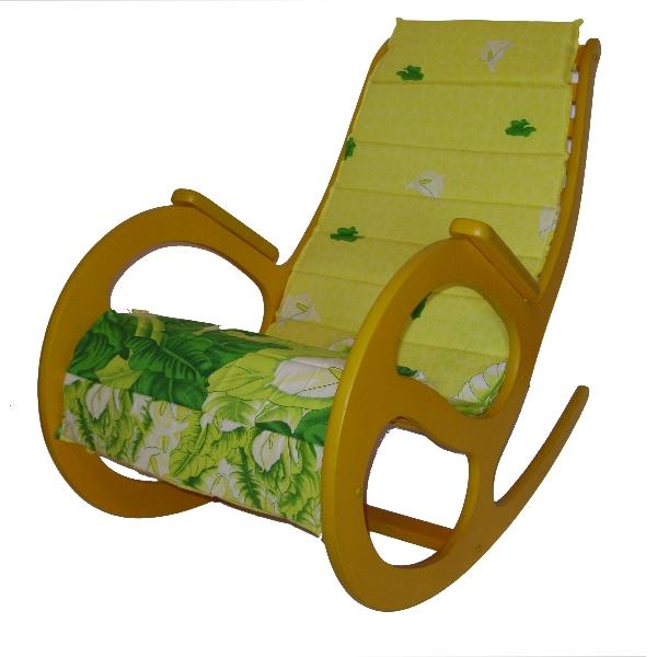 Детское кресло качалку своими руками