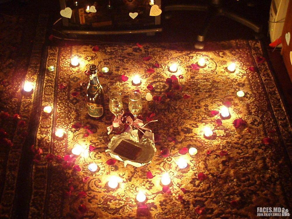 Романтическая обстановка в комнате своими руками 92