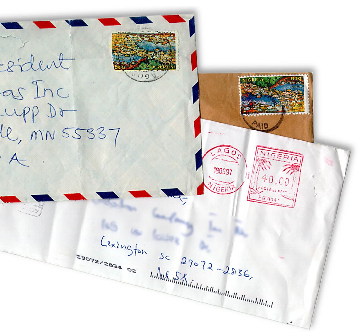Напишите открытку другу по переписке