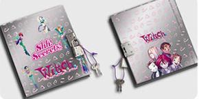 Как сделать замочек на дневник
