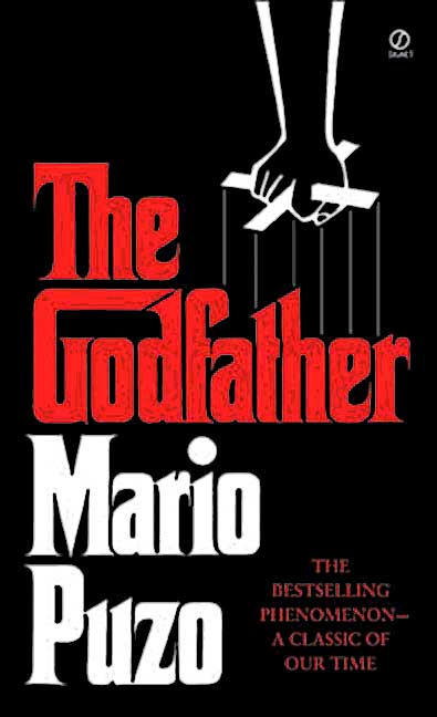 a book analysis of the godfather by mario puzo