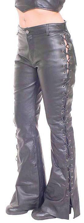 Купить кожаные джинсы с доставкой