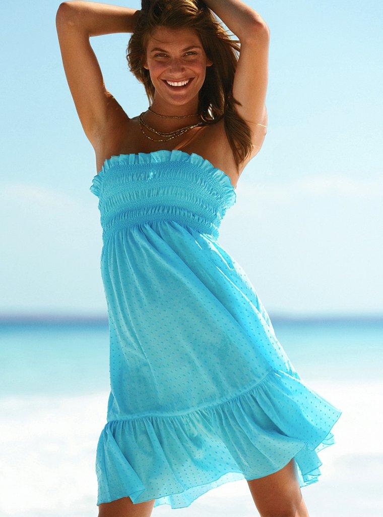 Летние платья для пляжа 7