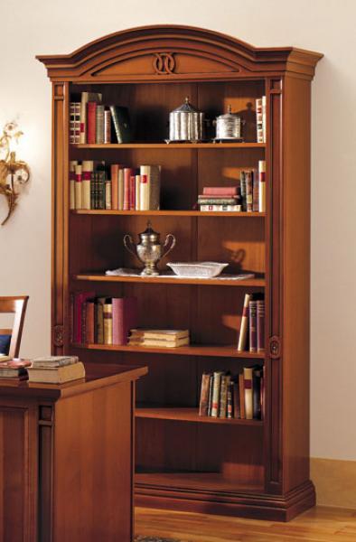Мебель для кабинета - кабинет nabucco - книжный шкаф na920 -.