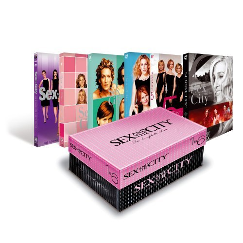 Sex in the city dvd collection