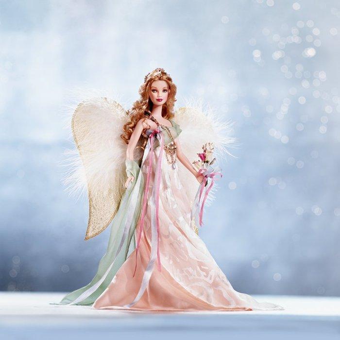 Как сделать из барби ангела из мультфильма друзья ангелов