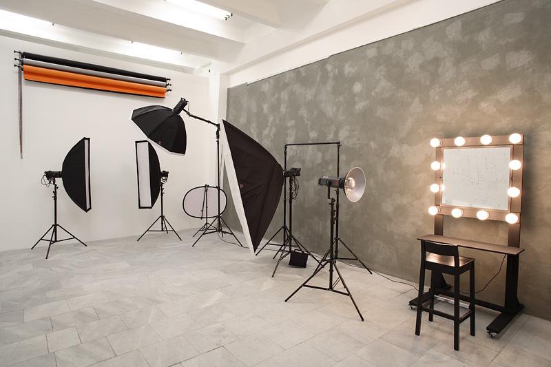 Как сделать в квартире фотостудию
