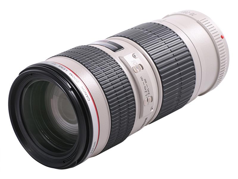 Canon EF 70-200 f/4 L
