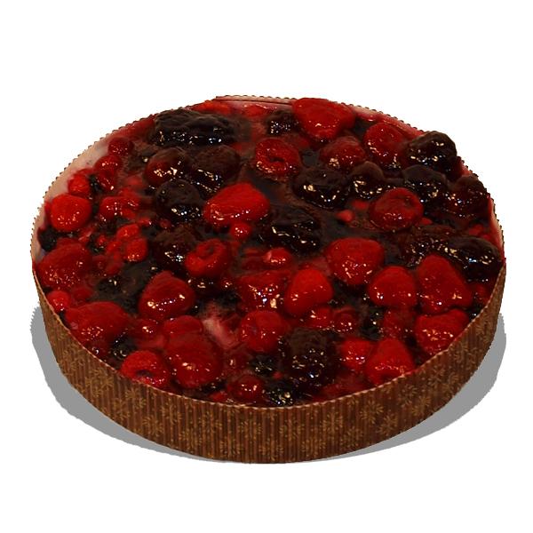 Тирольские пироги с ягодами рецепт