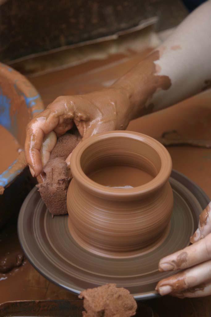 Как сделать глину виде 400