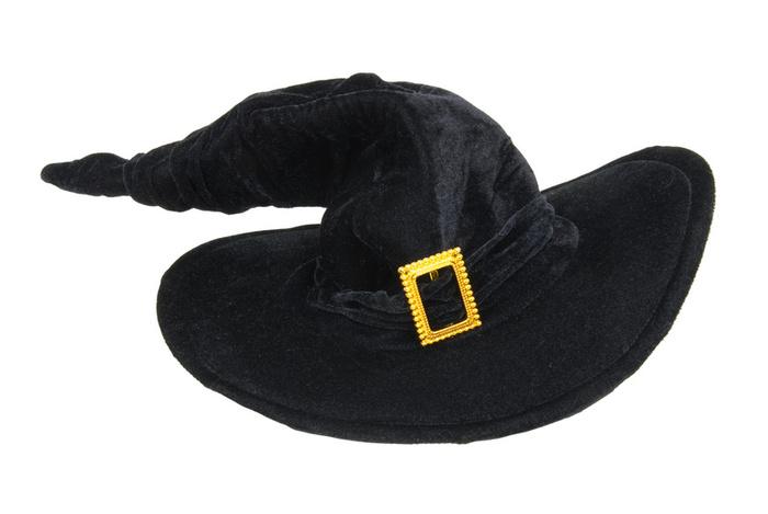 Шляпа на хэллоуин своими руками фото