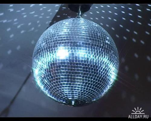 Зеркальный диско шар