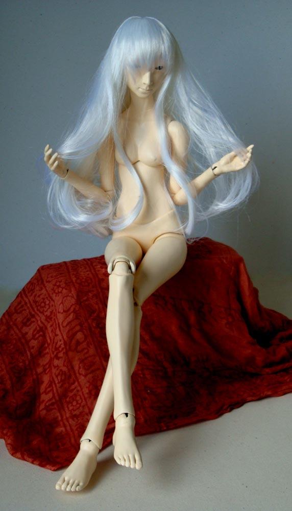 Куклы пластиковые своими руками фото