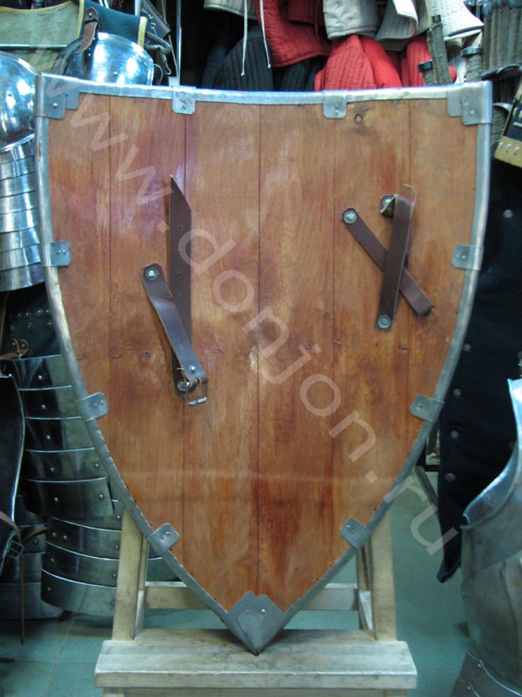 Сделать своими руками щит из дерева 174