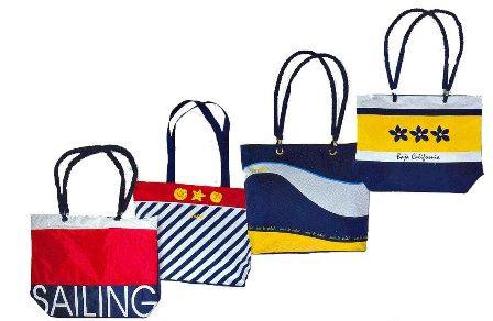 Пляжные сумки, выкройки