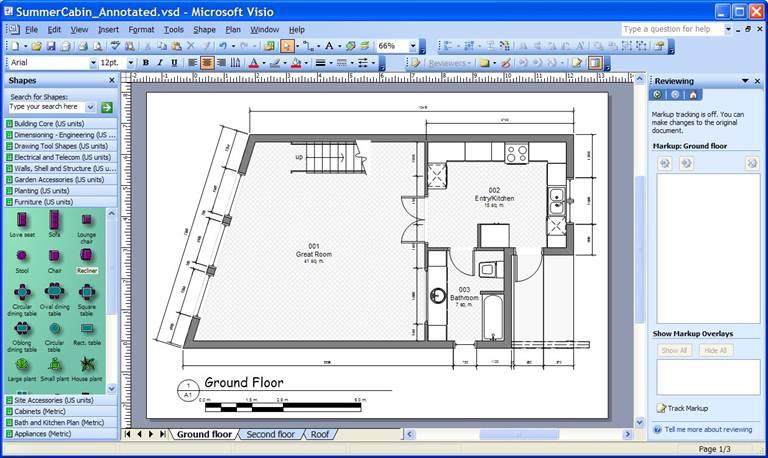 Конструктор для создания рельефных графиков схем планов
