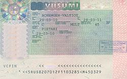 финская виза на 2 года в спб 2016 Liod Итальянская компания