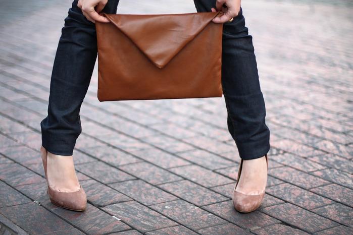 Как сшить сумку из старых джинсов своими руками выкройки - Выкройка