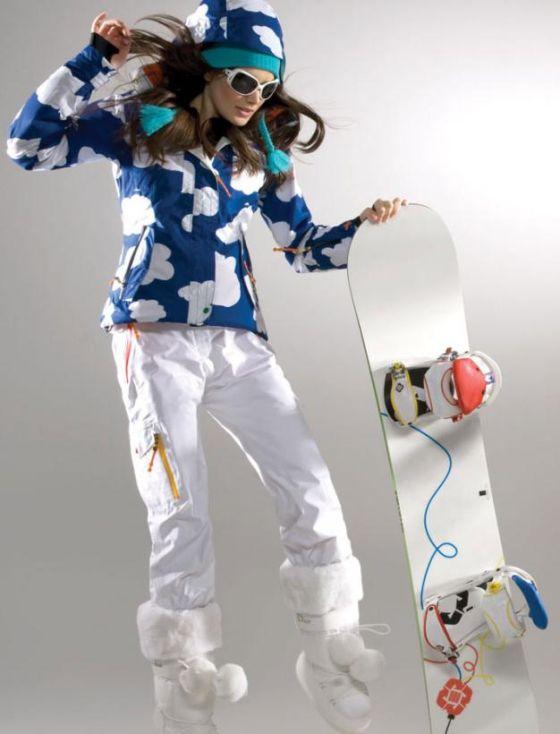 Магазин лыжных костюмов 2