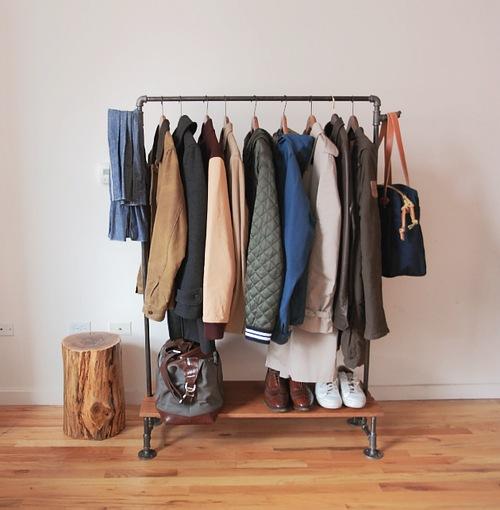 Сделать вешалку шкаф своими руками