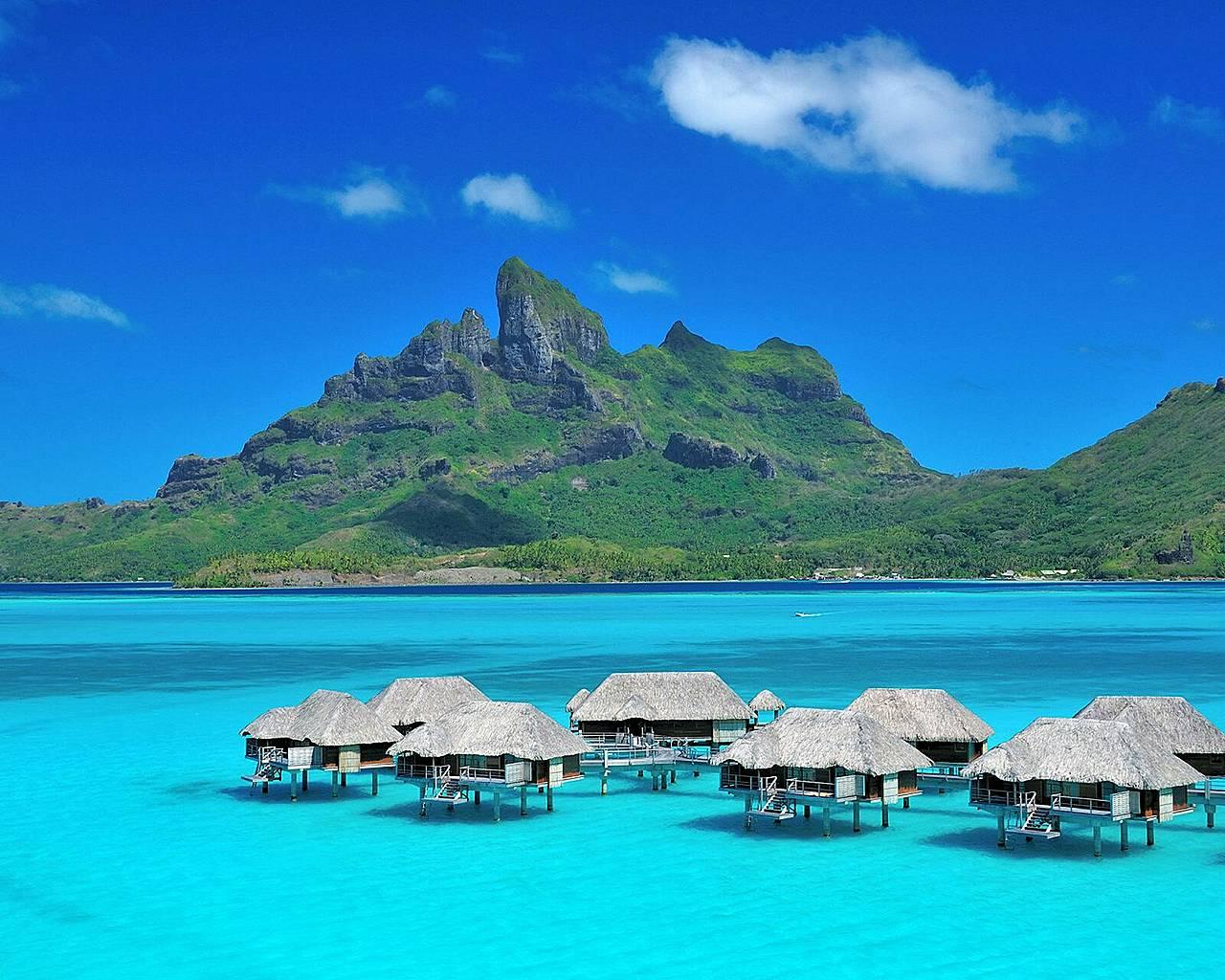 тайланд отели с домиками на воде