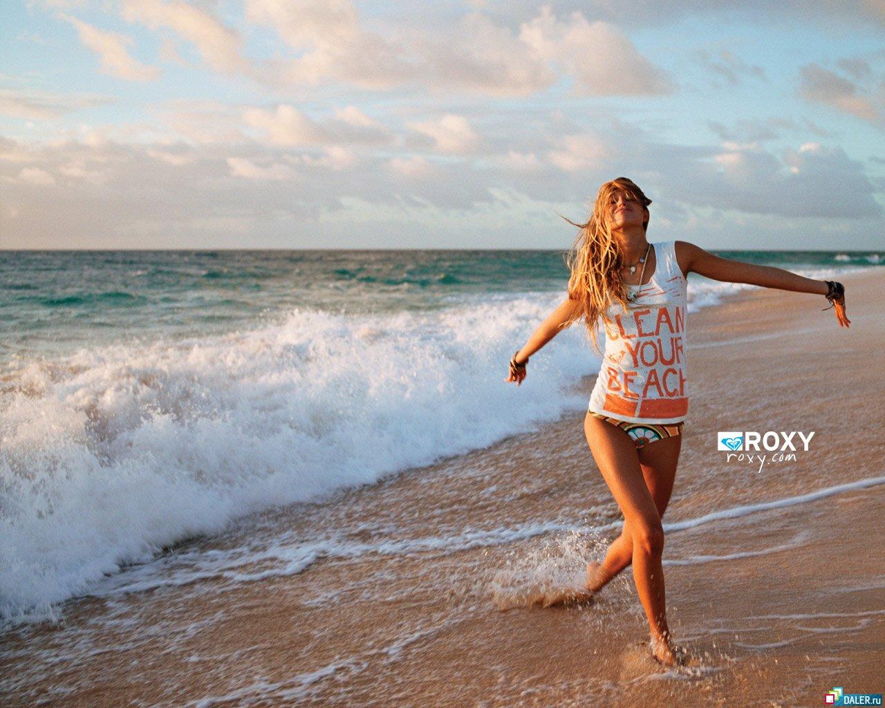 Как можно красиво сделать фото на море