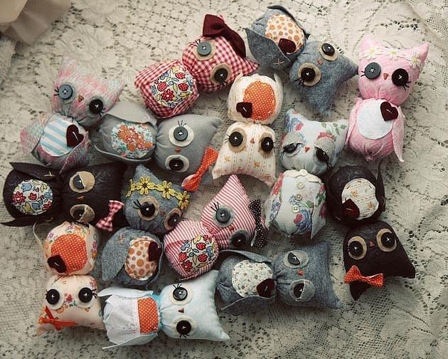 Вещи с совами своими руками - Wolfbrothersm.ru
