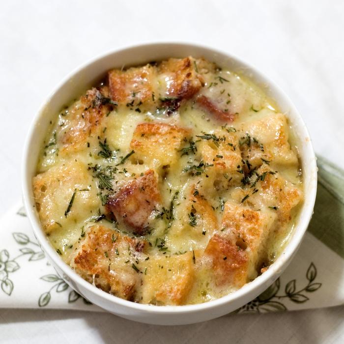 Французский сырный суп рецепт с фото