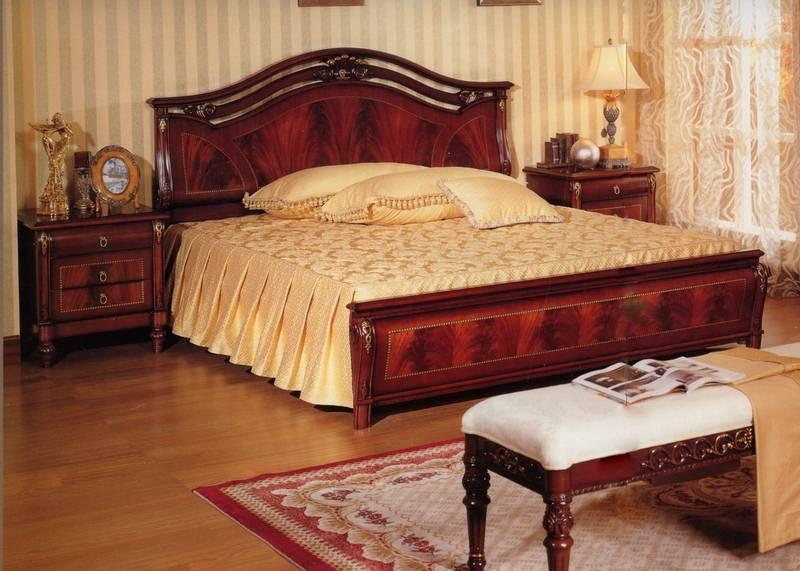 Красивые кровати двуспальные фото