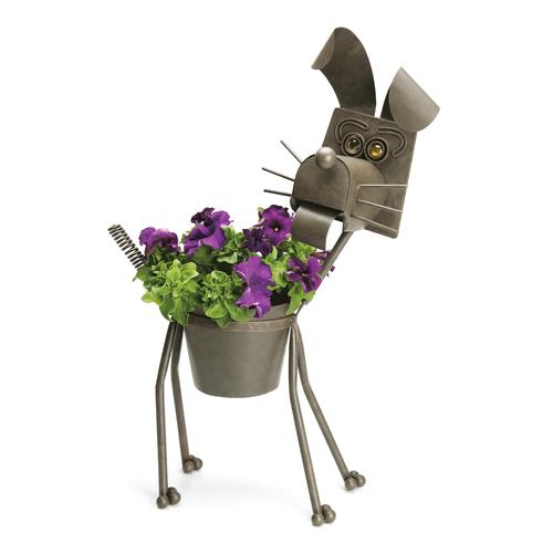 Подарок сувенир на новый гПодставка для цветов