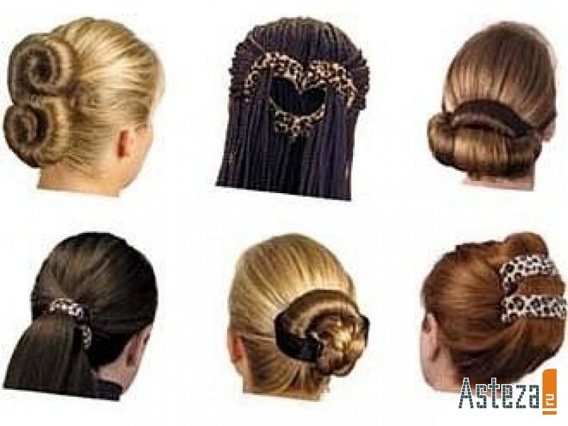 заколки для длинных волос твистер