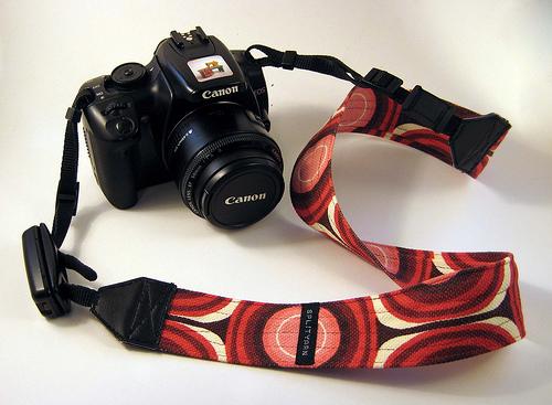 Ремешки для фотоаппаратов своими руками