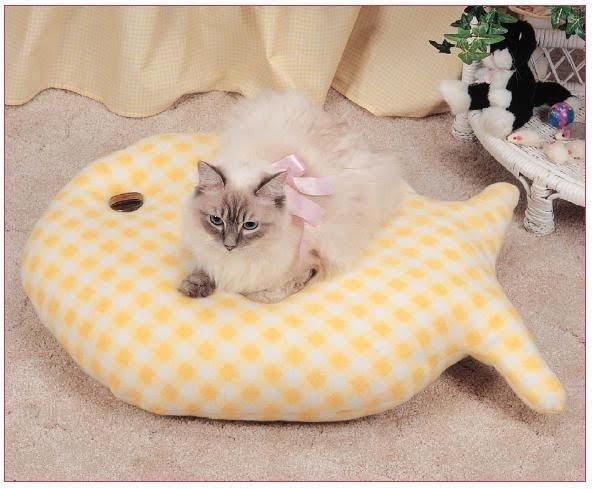 Подушка для котов своими руками