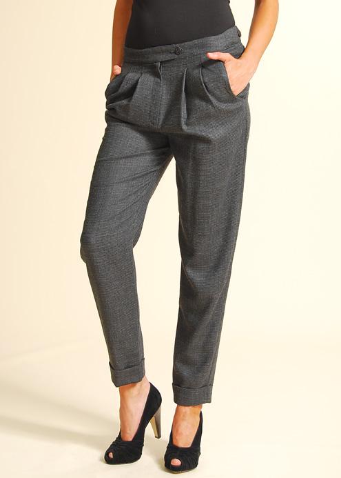 Сшить брюки женские бурда