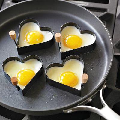 Как сделать форму для яичницы своими руками