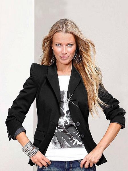 Модные женские пиджаки всегда были и будут популярны, потому что это не зам