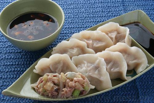 Китайские пельмени рецепт с фото