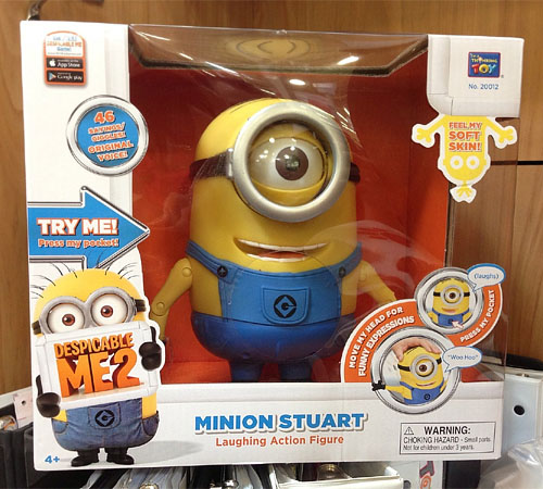 кто знает можно купить вот такого http blog kinoportal net wp content uploads 2013 04 Despicable Me 2 Minion Stuart ThinkWay Toy