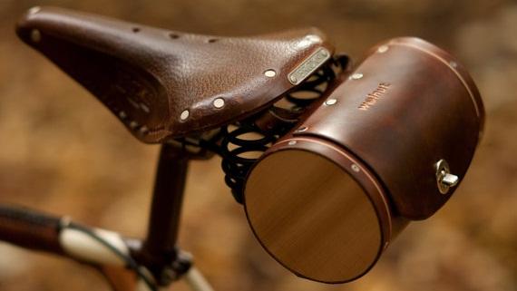 Как сделать для велосипеда аксессуары своими руками